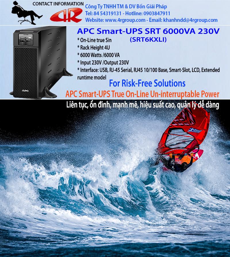 THIẾT BỊ LƯU ĐIỆN DỰ PHÒNG - Uninterruptable Power Supply (UPS) - 1