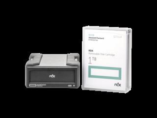 B7b69b Hpe Rdx 1tb External Disk Backup System